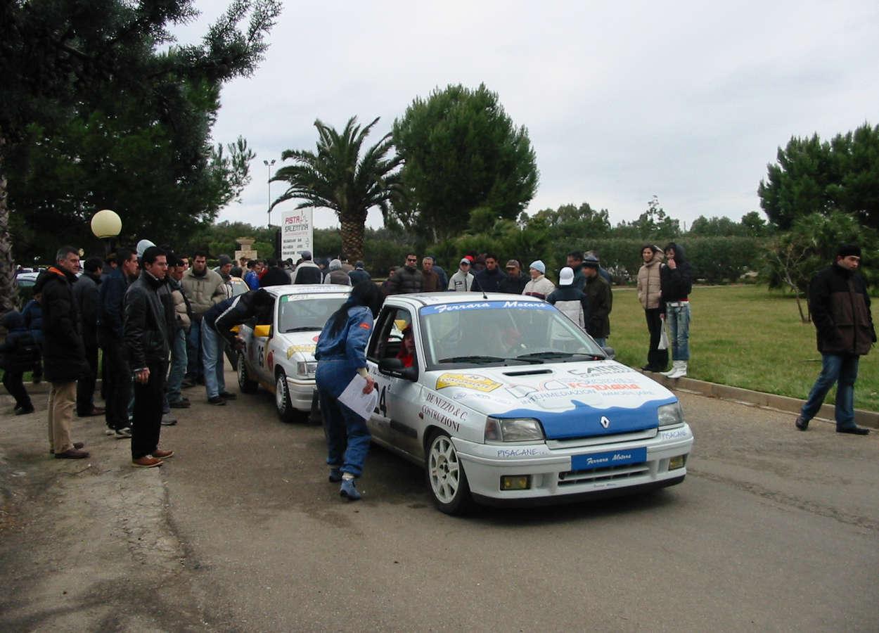 2004 Rally Città di Casarano