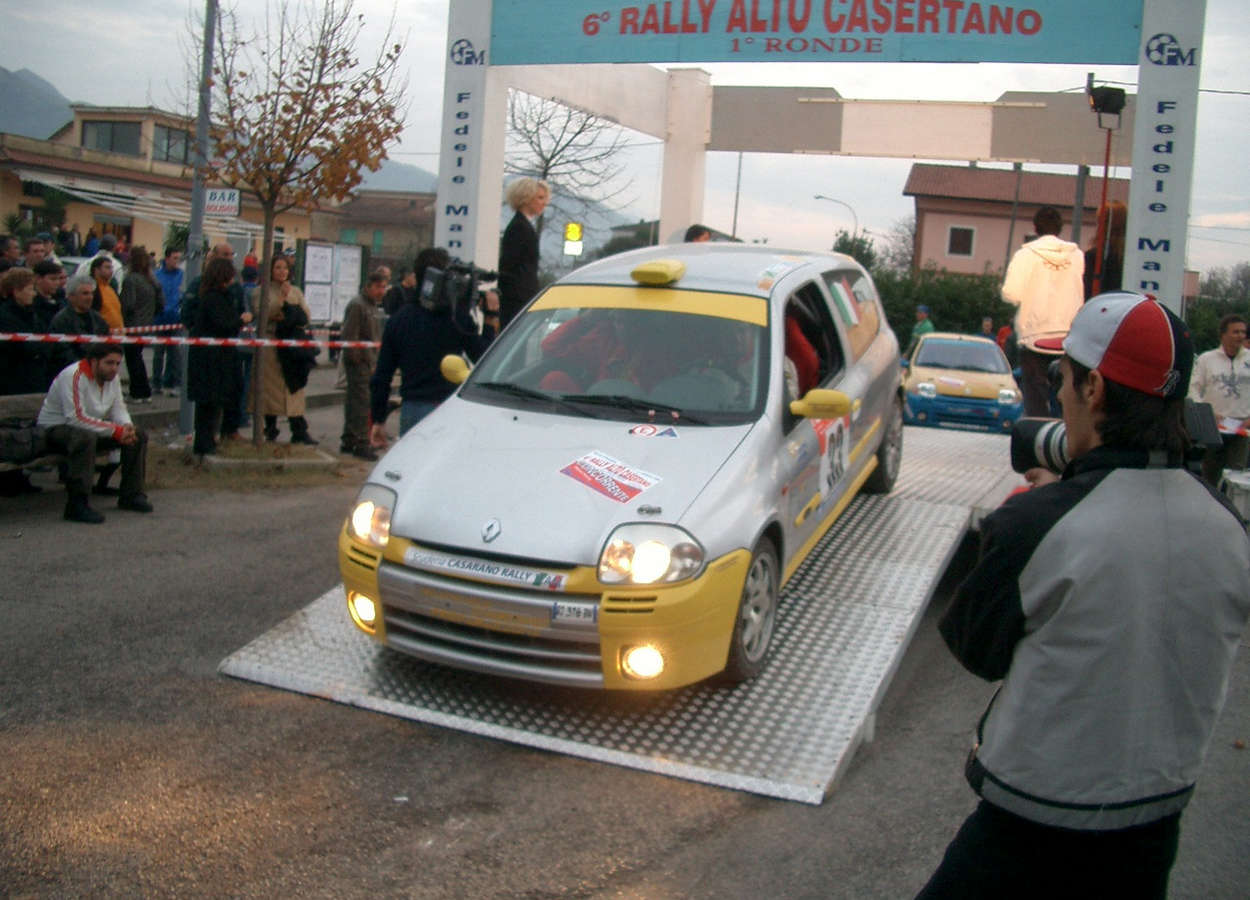 2004 Rally Ronde dell'Alto Casertano