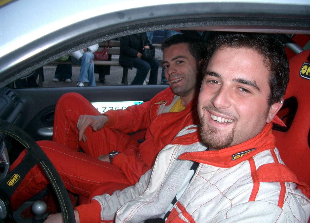 2004 Rally Ronde dell'Alto Casertano