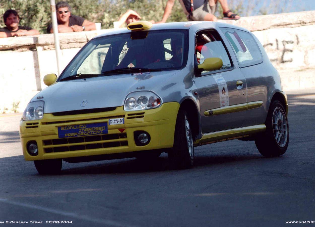 2004 Slalom di Santa Cesarea Terme