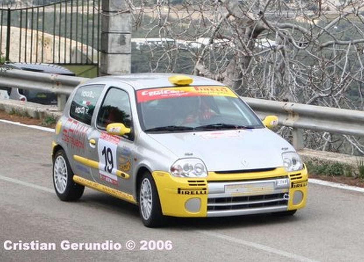 2006 Rally del Carnevale Dauno (2)