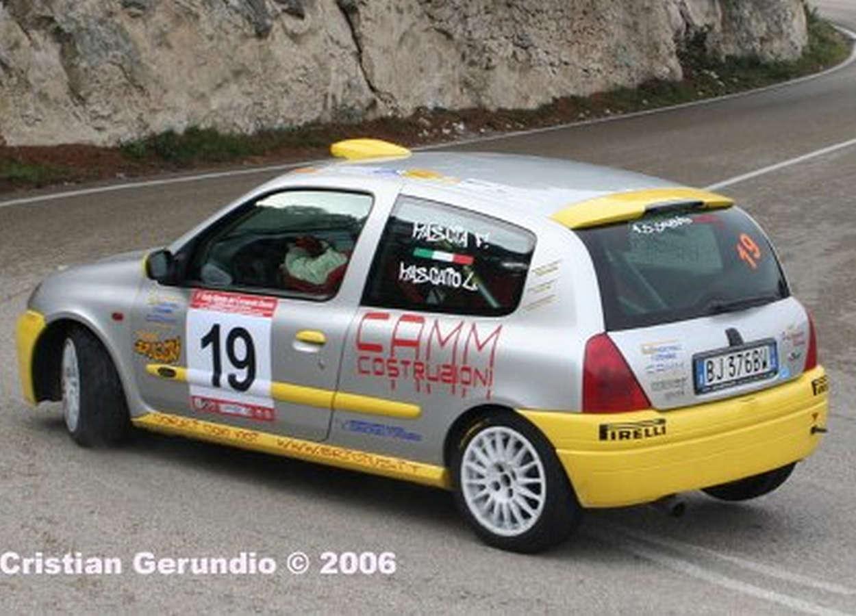2006 Rally del Carnevale Dauno (5)