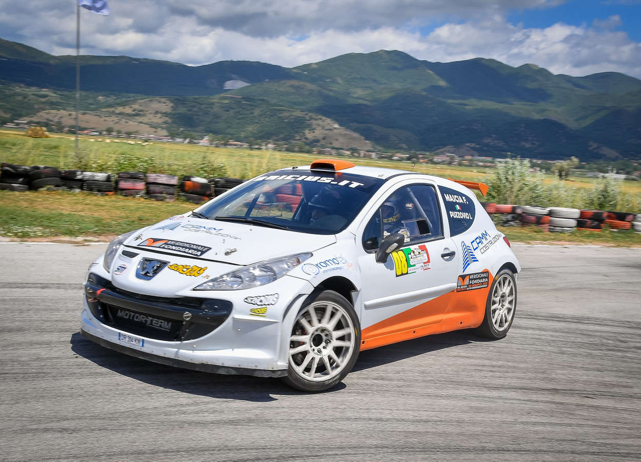 2018 Valpista Rally Experience (17)