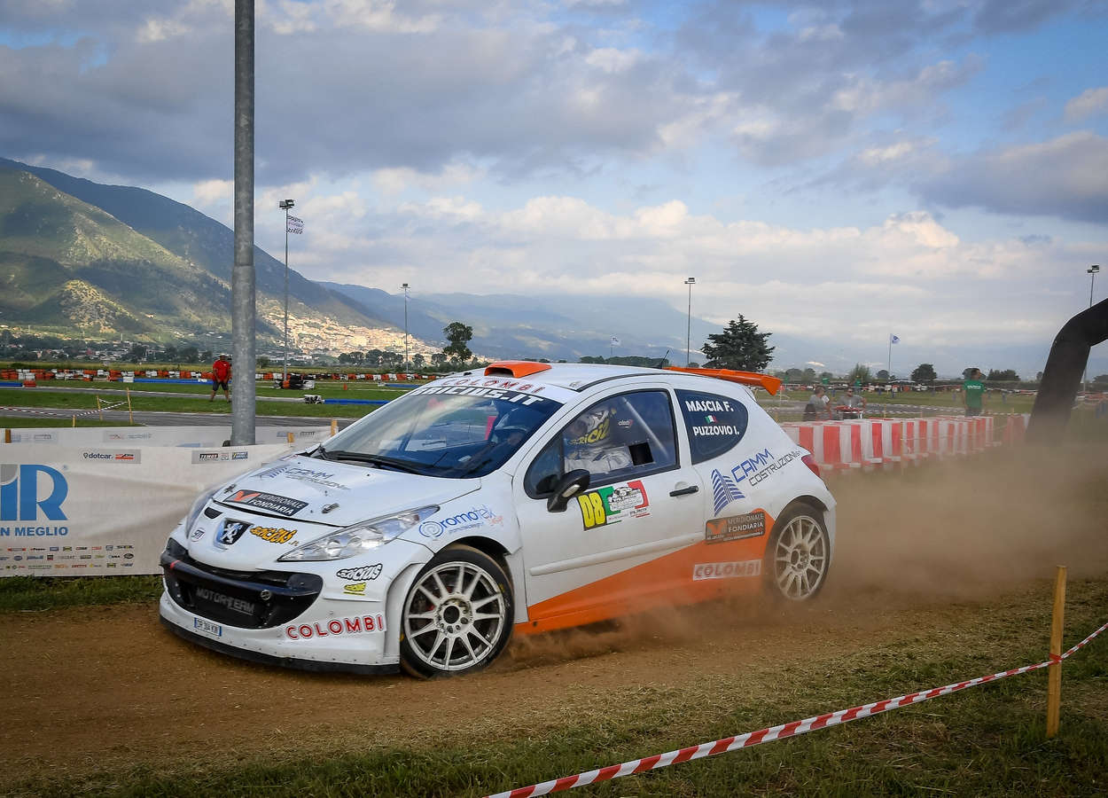 2018 Valpista Rally Experience (54)