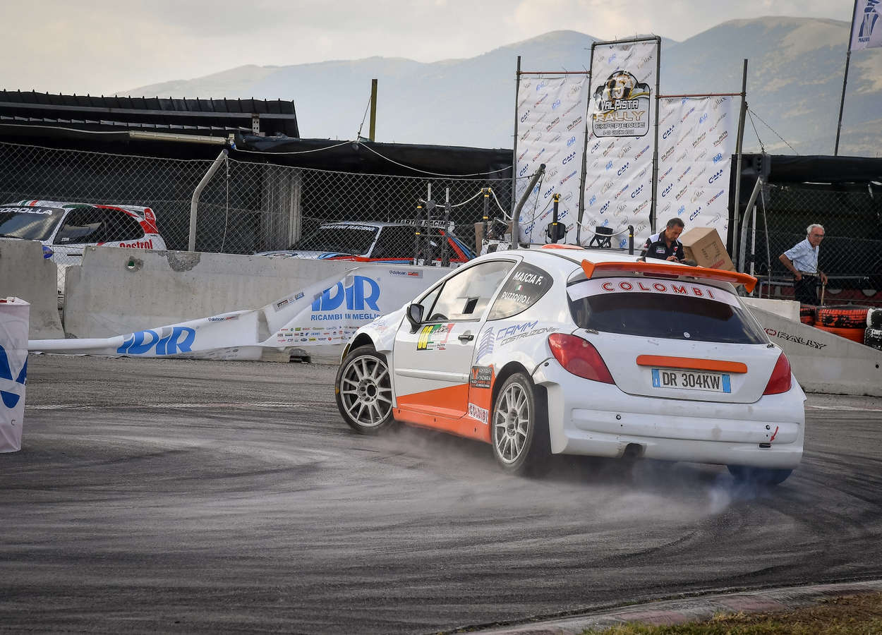 2018 Valpista Rally Experience (57)