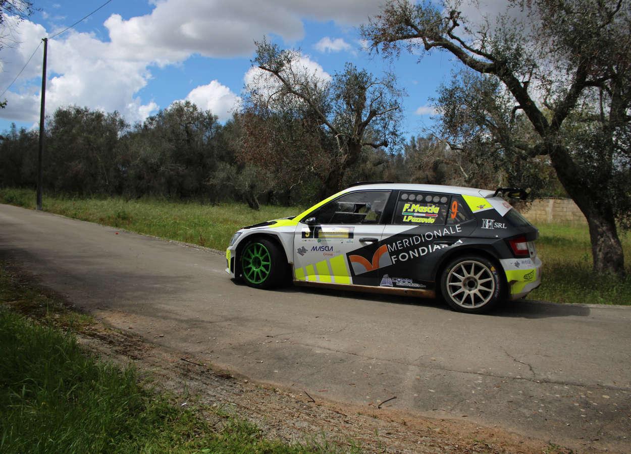 2019 Rally Città di Casarano
