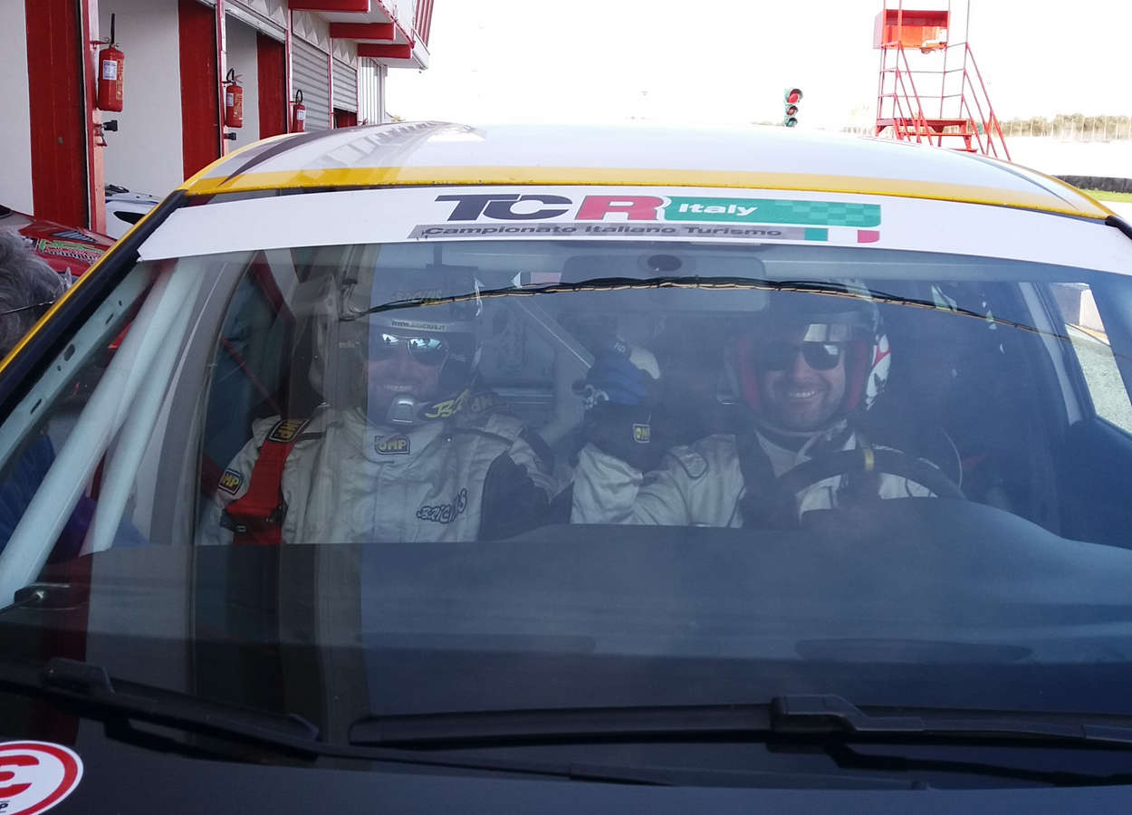 2019 Test TCR Binetto