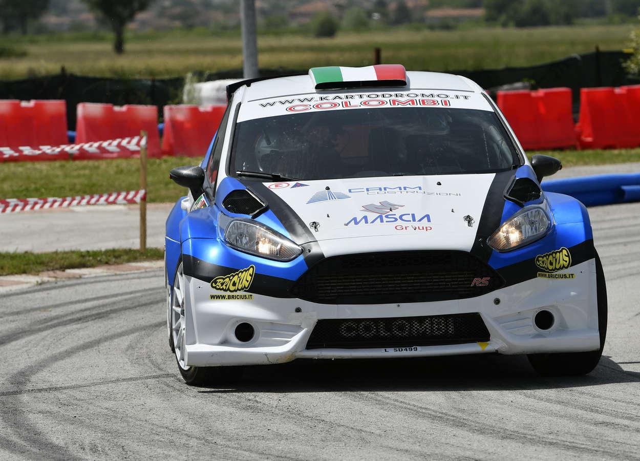 2019 Valpista Rally Experience