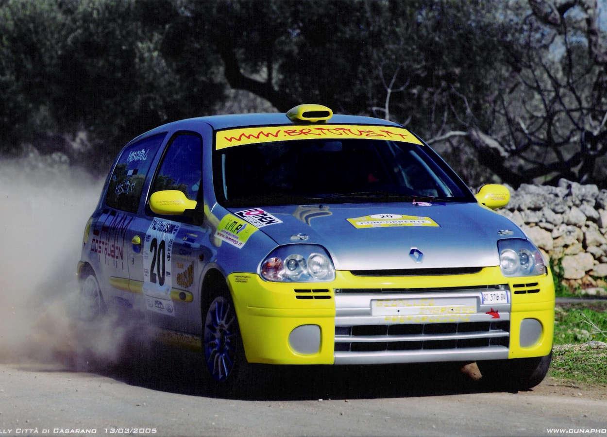 2005 Rally Città di Casarano (00)