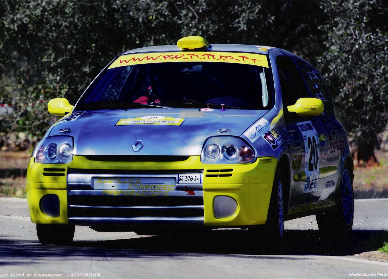 2005 Rally Città di Casarano (1)