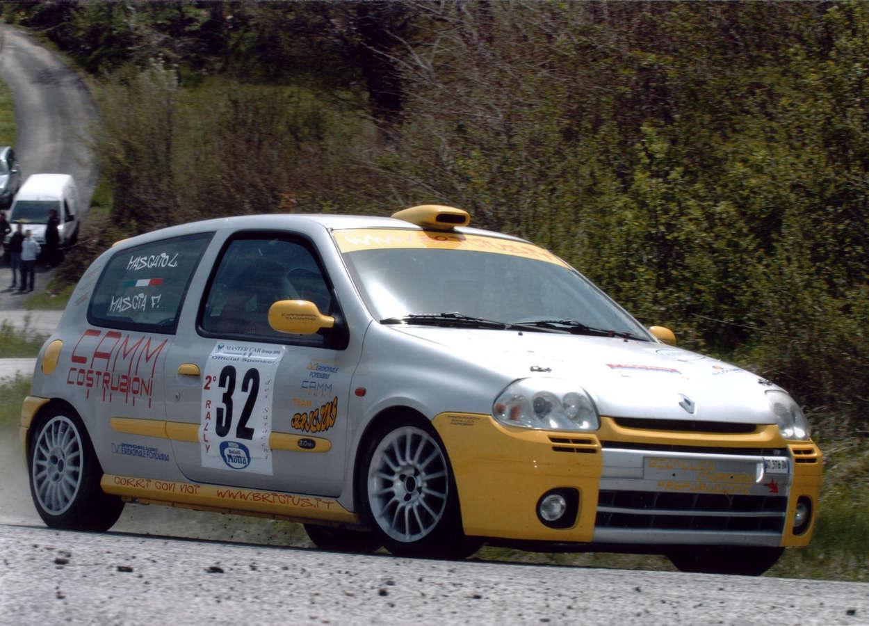 2005 Rally dei Saraceni (2)