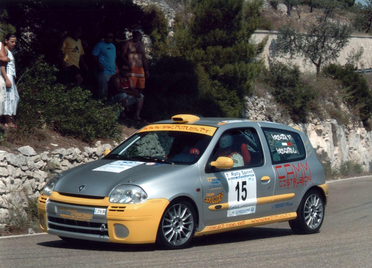 2005 Rally dell'Arcangelo (2)