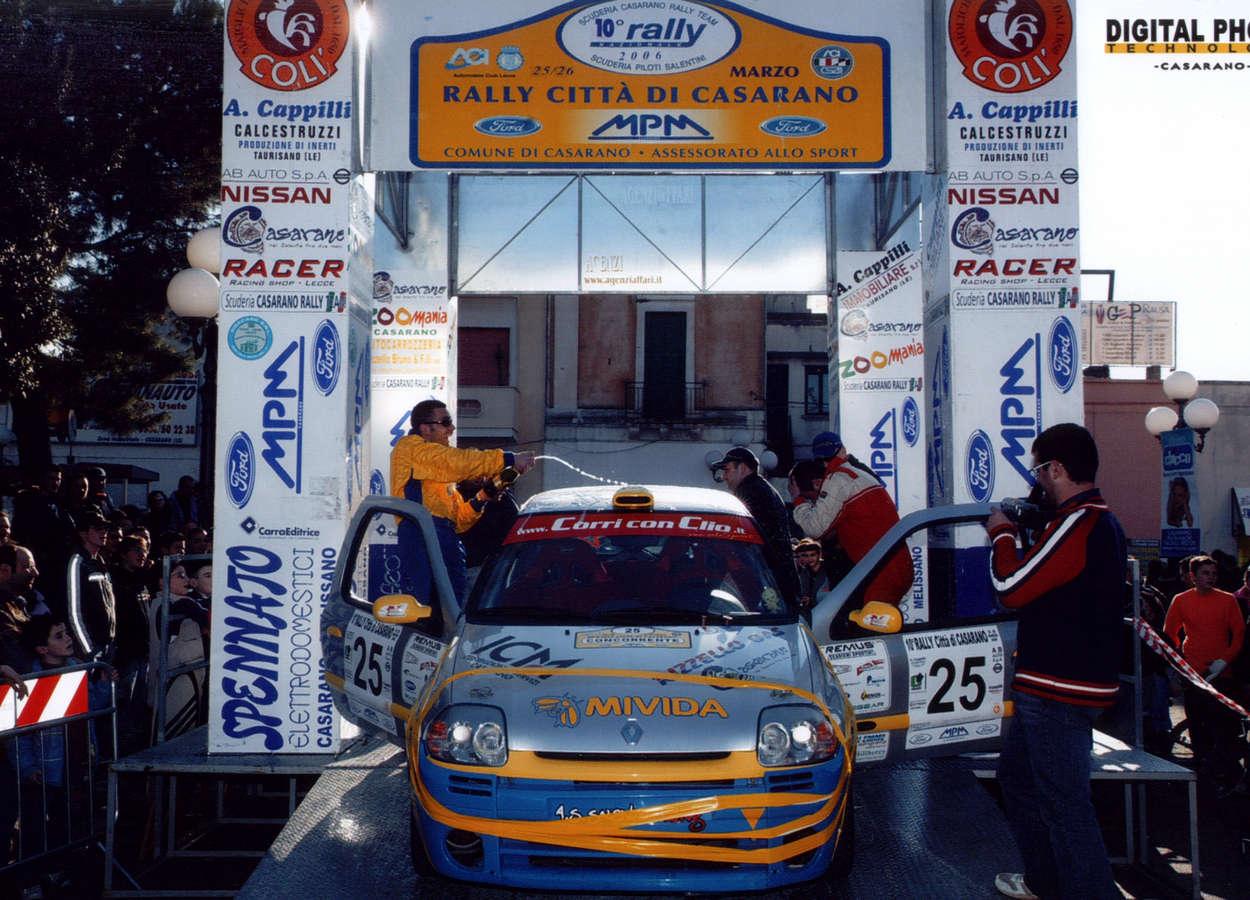 2006 Rally Città di Casarano (1)